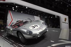 Spyder 34 (Iceman_Mark) Tags: geneva geneve racing spyder porsche salon 1960s sebring rs 60 sportscar motorshow motorsport naturally targa 2016 718 florio flatfour aspirated
