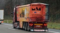D - Mai Logistik >Past & Future< Volvo FH 500 GL04 (BonsaiTruck) Tags: truck volvo mai lorry camion future trucks past airbrush lastwagen lorries lkw logistik lastzug nutzfahrzeug gl04