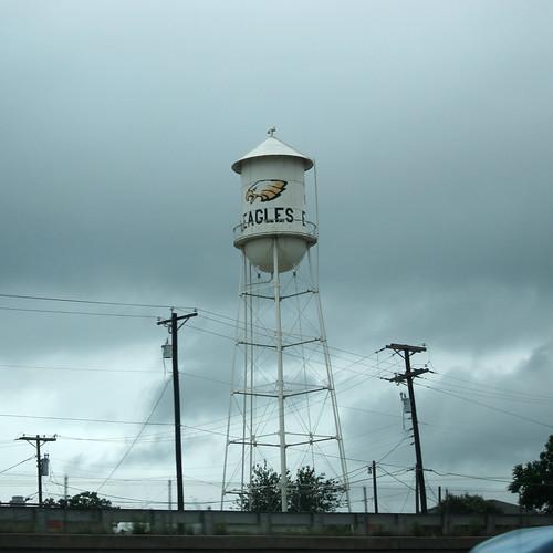Philadelphia Eagles water tower