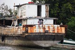 Gone Fishin' (virtualwayfarer) Tags: travel tourism canon thailand fishing asia southeastasia paradise coastal thai dslr fishingboat canondslr krabi travelblog raileh railay fishingship krabiprovince travelblogger canon6d visitthailand alexberger virtualwayfarer