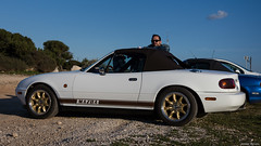 Mazda MX5 (Jerome Goudal) Tags: nikon sigma mazda miata mx5 roadster 1835 marumi  worldcars mx5i d7200 topmiata longlivetheroadster drivingmatters queenofroadsters mx5international wwwmx5internationalcom