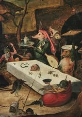 Museum Mayer van den Bergh (Kotomi_) Tags: museum painting antwerp antwerpen bruegel thetemptationofsaintanthony museummayervandenbergh pieterbruegeli