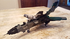 Panavia Tornado IDS / ECR WIP - 1 (Kenneth-V) Tags: cold scale plane work germany airplane model marine war fighter lego aircraft aviation military air navy wing progress indoor wip swing german planes airforce tornado ecr deutsch 136 ids moc in panavia attacker marineflieger