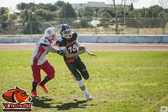 LMFA '15-16 - Jabatos 29 - Capitals 22