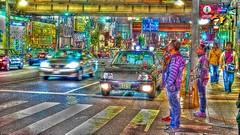 Tokyo=264 (tiokliaw) Tags: world city travelling japan photoshop wonderful tokyo fantastic scenery holidays colours exercise outdoor perspective explore walkway greatshot imagination sensational discovery hdr finest joyride creations excellence infocus highquality inyoureyes teamworks digitalcameraclub recreaction worldbest anawesomeshot aplusphoto flickraward goldstaraward thebestofday sensationalcreations blinkagain burtalshot