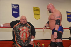 OCW 4-16-2016 (84) (ocwpictures) Tags: ohio championship wrestling wwe roh tna coshocton ocw
