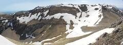 panorama sulla parte sud dei Sibillini (Roberto Tarantino EXPLORE THE MOUNTAINS!) Tags: 2000 natura neve montagna cima monti cresta passo sibillini cattivo altaquota vallinfante cannafusto