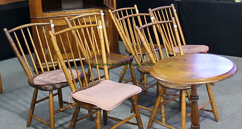 Set of 6 Windsor Chairs - $577.50 (Sold March 20, 2015)