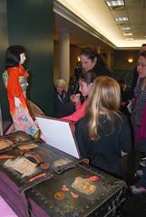 Miss Iwate Homecoming Celebration (Birmingham Public Library (AL)) Tags: dolls libraries birminghambotanicalgardens birminghampubliclibrary missiwate