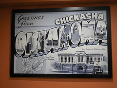 Greetings from Chickasha (jimmywayne) Tags: oklahoma motel super8 chickasha grettings gradycounty