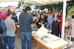 IMG_9185 (Objektife Düşenler) Tags: el mehmet bayrak tirebolu kutlu yüksek haftası meslek sergisi okulu sanatları dağum