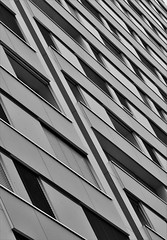 Windows (heiko.moser) Tags: city bw building blancoynegro window canon mono blackwhite noiretblanc fenster haus nb architektur sw monochrom schwarzweiss nero gebude heikomoser
