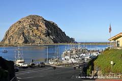 Morro Bay, California (Armin Hage) Tags: california waterfront morrobay centralcoast morrorock sanluisobispo sanluisobispocounty