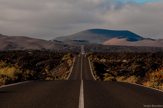 The Road To The Heart Of The Volcano