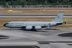 Singapore Air Force / KC-135R / 751 / 04-01-2016 / SIN (Mohit Purswani) Tags: canon singapore aircraft aviation military transport sin 7d boeing airforce changi runway changiairport tanker spotting militaryaviation canon100400 widebody taxiway planespotting kc135 wsss singaporeairport kc135r airlinersnet stratotanker kc135stratotanker 100400 republicofsingapore singaporeairforce jetphotosnet jetphotos singaporechangi demandmedia boeingkc135 canon7d widebodyaircraft ahkgap mohitpurswani