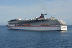 Leaving Before Us (Neal D) Tags: celebrity mexico ship cruiseship baja cabosanlucas celebritymiracle