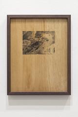 Kretslp (Ingri Haraldsen) Tags: wood red detail art texture lines pencil drawing framed details plywood ingriharaldsen