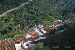 Bellow The Village - Casares, Spain (N+C Photo) Tags: world life old travel viaje houses espaa cliff white holiday history tourism blanco architecture rural landscape photography town photo spain arquitectura nikon europe mediterranean village image earth explorer pueblo culture medieval andalucia best architectural historic adventure explore southern spanish vida civilization mundial nikkor dslr andalusia visual casas malaga vacaciones mundo learn architectuur global iberia discover aventura espaol d800 tierra andaluz 50mmf18 casares reconquista