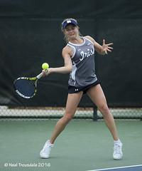 Monica Robinson (tlaenPix) Tags: acc notredame tennis ita carync carytennispark accwomenstennischampionships monicarobinson