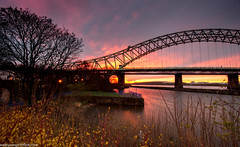 Wepre Park - Duke of Lancaster (7 of 8) (andyyoung37) Tags: uk sunset england cheshire unitedkingdom gb runcorn runcornbridge merseyroad