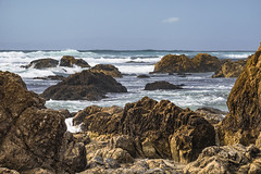 Pacific Coast - California (nicklaborde) Tags: ocean california travel sea seascape water lumix coast us seaside san rocks unitedstates pacific panasonic pch coastal april coastline mateo seashore pescadero pacificcoast 2015 500px gx7 lumixlounge lumixgx7