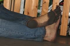 dirty party feet 547 (dirtyfeet6811) Tags: feet barefoot soles dirtyfeet partyfeet dirtysoles blacksoles