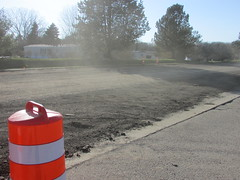 Post dr. (creed_400) Tags: road west spring construction belmont michigan april