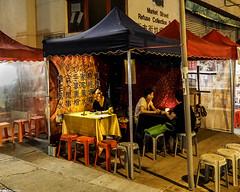 Fortune Tellers (indleaf) Tags: street night shanghai market fortune hong kong kowloon telling
