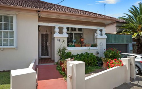 33 Campbell Street, Waverley NSW