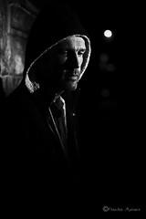 Film Noir Alessandro (Elisabet Aponte) Tags: barcelona street city white man black film blanco night photography luces noche noir y negro cine worried nit 500px ifttt