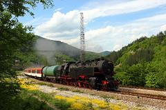 Locomotive 46.03 (Krali Mirko) Tags: train steam bulgaria locomotive thompson 4603 bdz cegielski