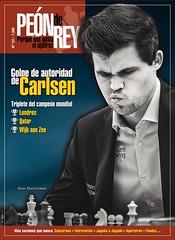 cover_PDR_2016-01_121_carlsen (davidllada) Tags: norway chess covers magnus echecs ajedrez pdr carlsen sjakk xadrez 2016 schach  llada chessmagazines peonderey