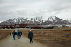 Longyearbyen, Svalbard. (carina.ericsson) Tags: mountain museum svalbard longyearbyen
