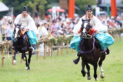 Heat (Teruhide Tomori) Tags: horse sports festival japan kyoto event   horseracing tradition japon  kamigamoshrine