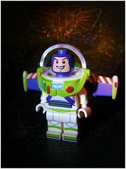 Space Ranger (LegoKlyph) Tags: lego toystory buzzlightyear disney custom spacerangers starcommand