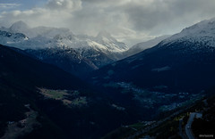 Panorama from Torri di Fraele (Hannelore E. L.) Tags: italy panorama mountains nature landscape torri fraele