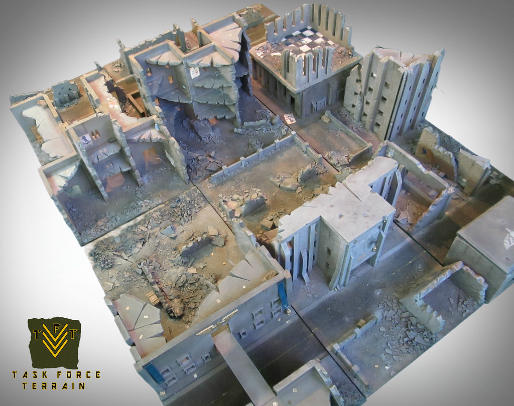The World's newest photos of warhammerscenery - Flickr Hive Mind
