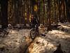 Expresso Slush Slide (kendyck1) Tags: bc mountainbike northshore shirley espresso northvancouver mountainbiking fromme