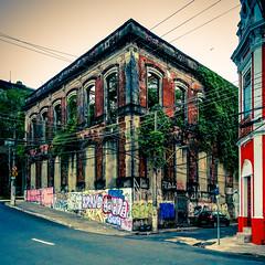 Urban ruin