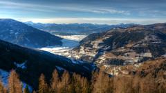 Bad Kleinkirchheim HDR (sagimihaly) Tags: winter mountain alps nature landscape austria skiing carinthia valley badkleinkirchheim