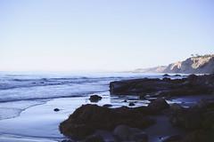 IMG_1134 (ais3n) Tags: ocean california light shadow sea cold beach water birds stone canon lens island photography eos prime dawn coast la sand angle stones tide side wide silhouettes sigma 7d fixed dslr length available jolla focal 30mm ais3n