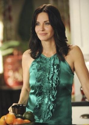 """Courtney Cox, a Monica de """"Friends"""", volta à TV em série da Fox"""