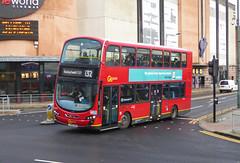 GAL WVL371 - LX60DXB - BEXLEYHEATH - MON 11TH JAN 2016 (Bexleybus) Tags: london ahead volvo kent go broadway route gemini 132 tfl bexleyheath goahead wrightbus wvl371 lx60dxb