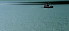 Alaska (silvia.alessi) Tags: travel blue sea color water alaska boat fishing