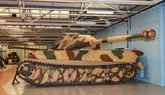 Tiger II 23rd Sept 2015 #4 (JDurston2009) Tags: england unitedkingdom dorset tankmuseum bovingtoncamp kingtiger bovington tigerii panzervi thetankmuseum sdkfz182
