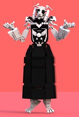 Asriel Dreemurr 9 (pb0012) Tags: game monster video lego character goat indie videogame ldd asriel indiegame undertale asrieldreemurr dreemurr