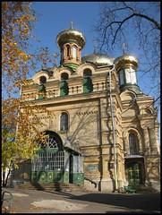 Храм Покрова Пресвятой Богородицы (на Приорке)