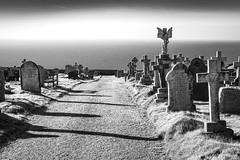 Sea Cemetery