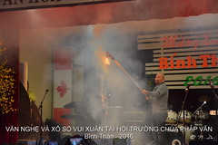 DON_4592 (Do's Photography) Tags: fire dance spring lion xuan van crackers nghe mung phap