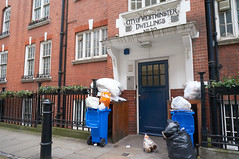 20160125-12-56-45-DSC03125 (fitzrovialitter) Tags: street urban london westminster trash garbage fitzrovia none camden soho streetphotography litter bloomsbury rubbish environment mayfair westend flytipping dumping cityoflondon marylebone captureone peterfoster fitzrovialitter